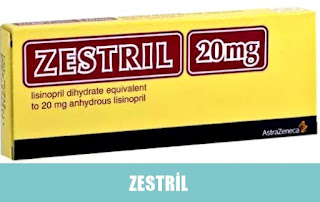 Zestril 20 Mg