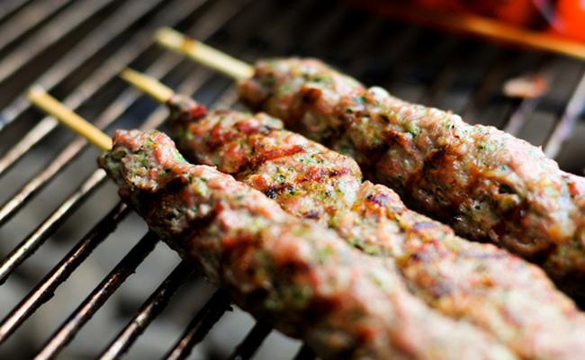 Grilling: Lebanese Kofta