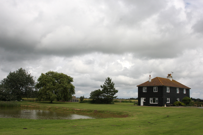 White House Farm Foulness Island