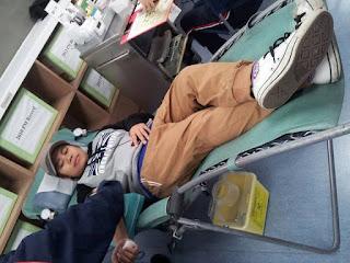Kegiatan Donor darah