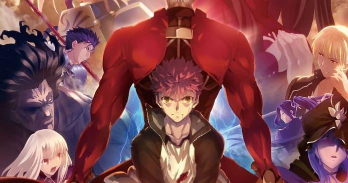 جميع حلقات انمي Fate/stay night Unlimited Blade Works الموسم الثاني مترجم على عدة سرفرات للتحميل والمشاهدة المباشرة أون لاين جودة عالية HD