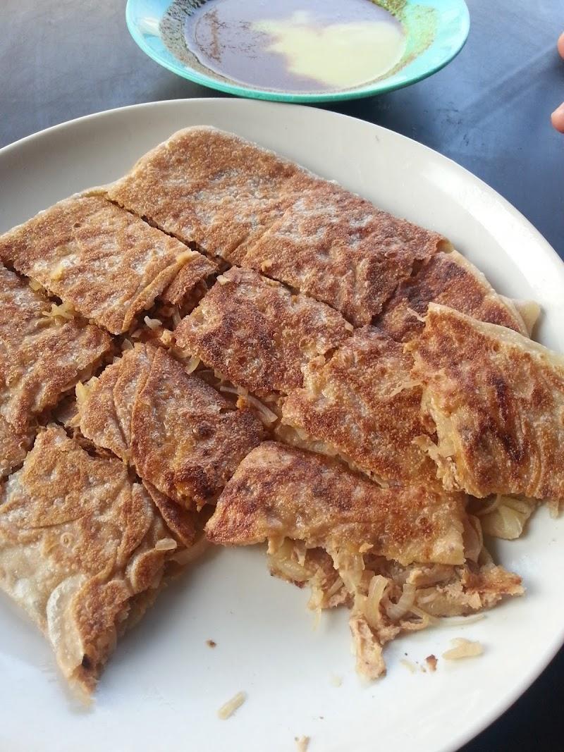 Sarapan Roti Canai Sardin