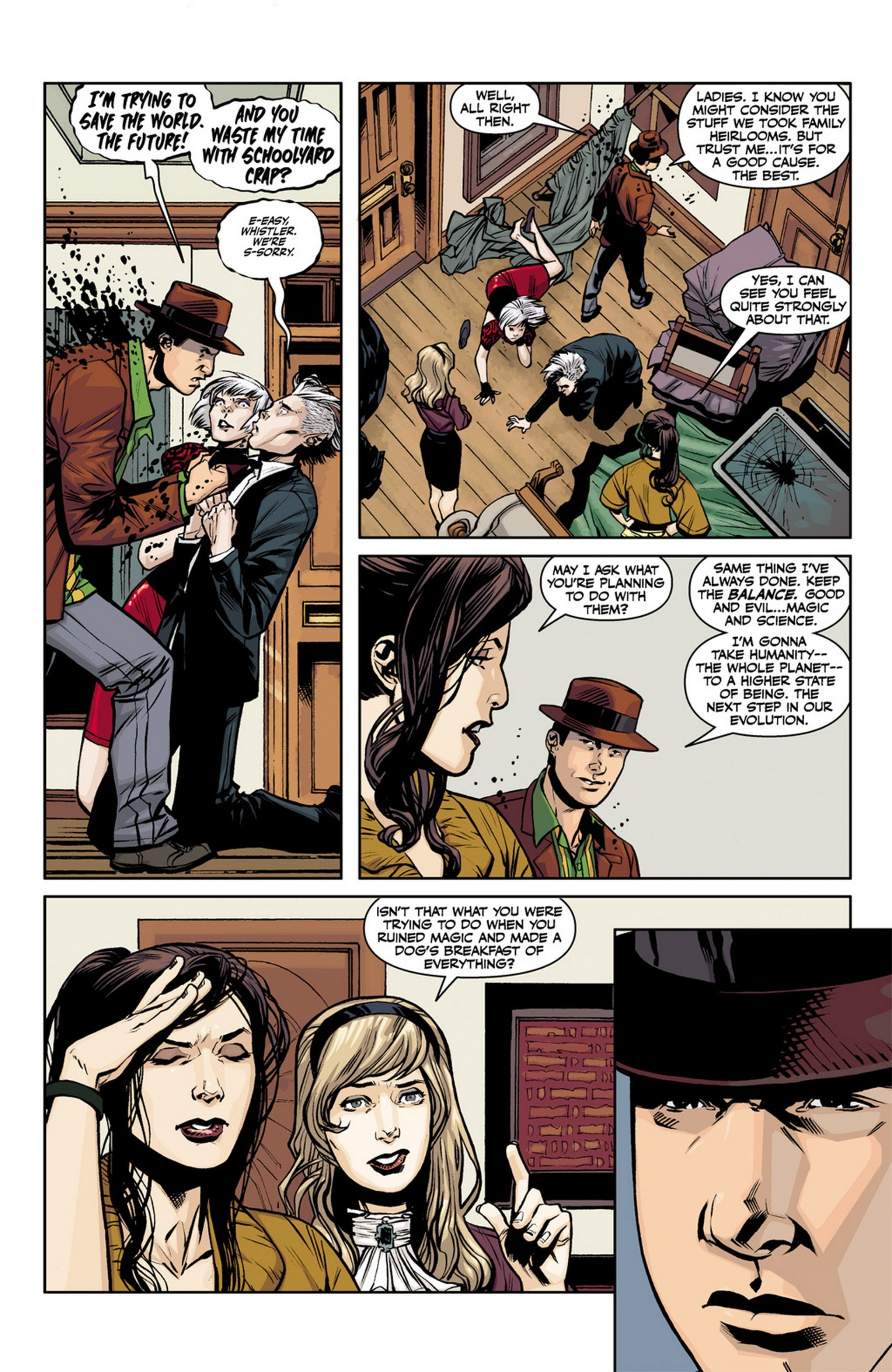 Angel and Faith issue 13 - Page 15