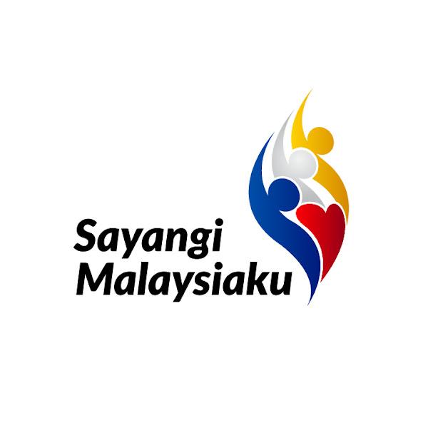 Logo Sayangi Malaysiaku Merdeka 2018