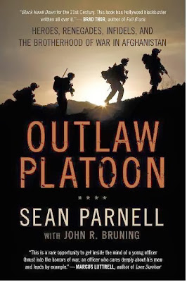 Outlaw Platoon by Sean Parnell and John Bruning – Book Cover