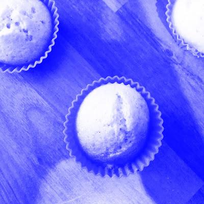 muffins aux amandes / gateaux / gremlinsgang