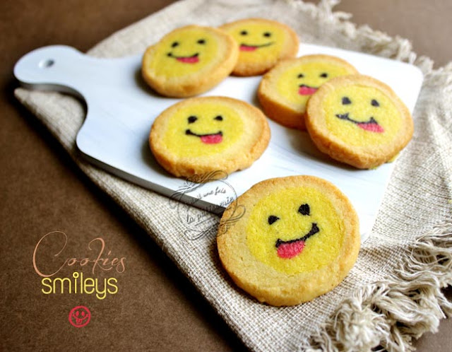 cookies smileys langue