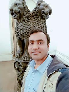 Sajal Mondal Visited Indian Meusiam Kolkata