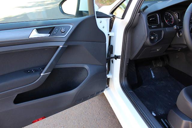 Golf 1.0 TSI Automático 2018 - acabamento interno