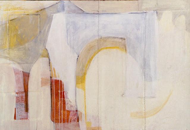 Portals - Abstract Painting - Rosemary Marchetta