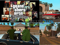 Grand Theft Auto San Andreas Apk + Data 1.08 Android Game