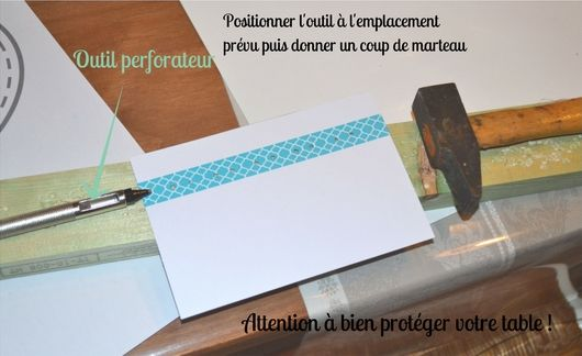 tutoriel support bijoux DIY
