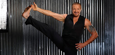 DDP doing some DDP Yoga