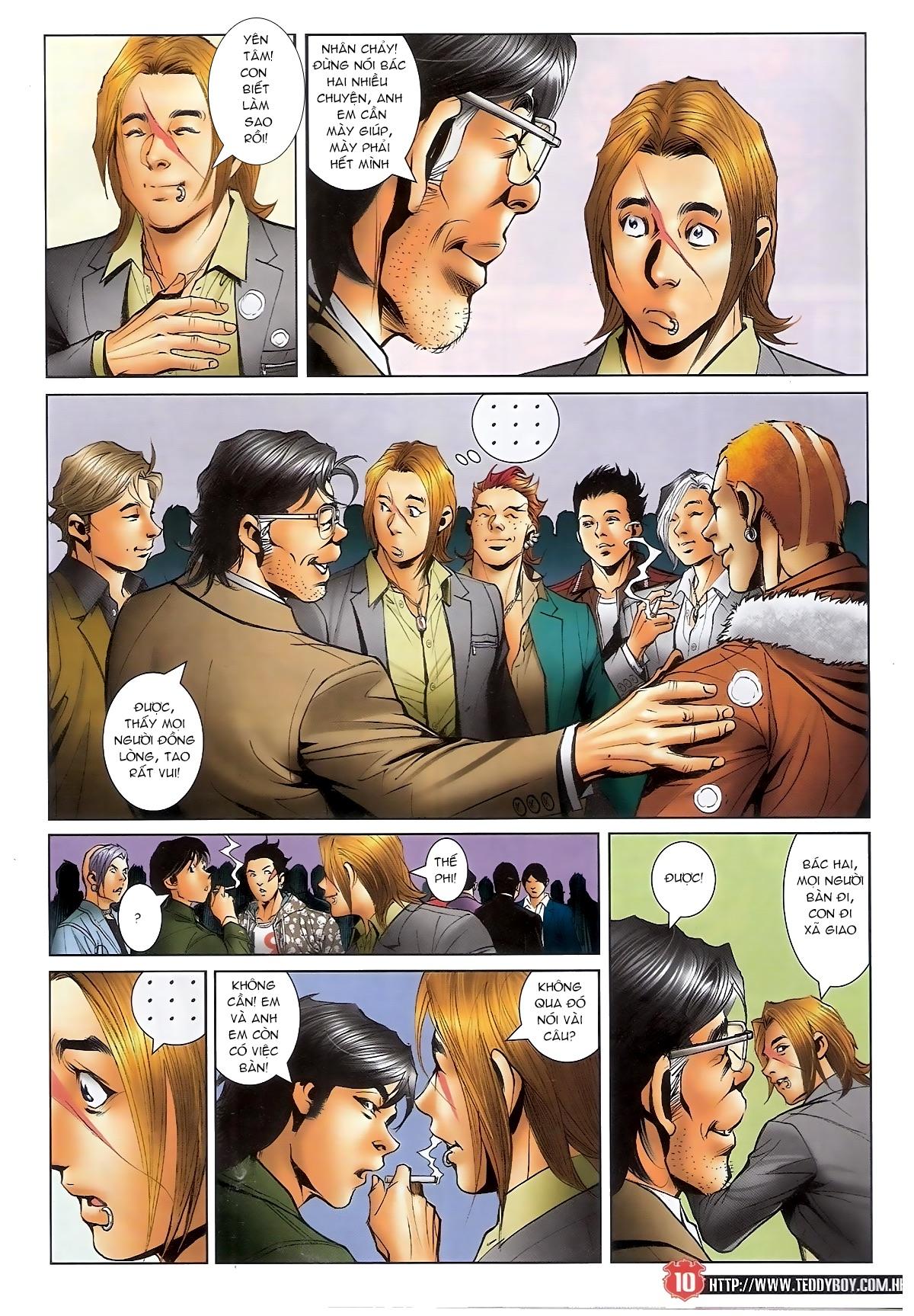 Người Trong Giang Hồ - Chapter 1561: Lòng người theo về - Pic 7