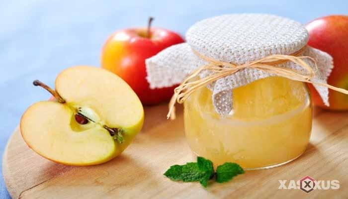 Resep cara membuat selai apel