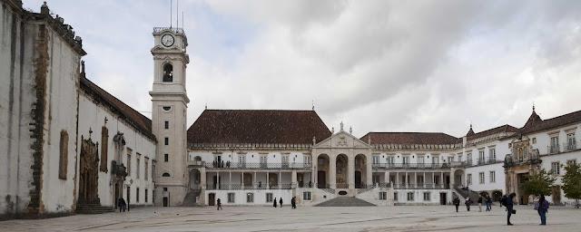 Univerisade mais antiga de Coimbra
