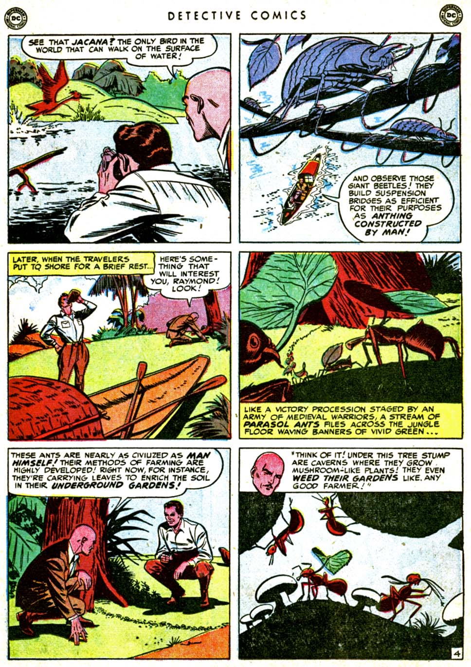 Read online Detective Comics (1937) comic -  Issue #162 - 20