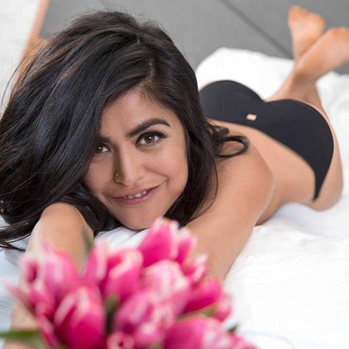 Shenaz Treasury in Bikini Stills