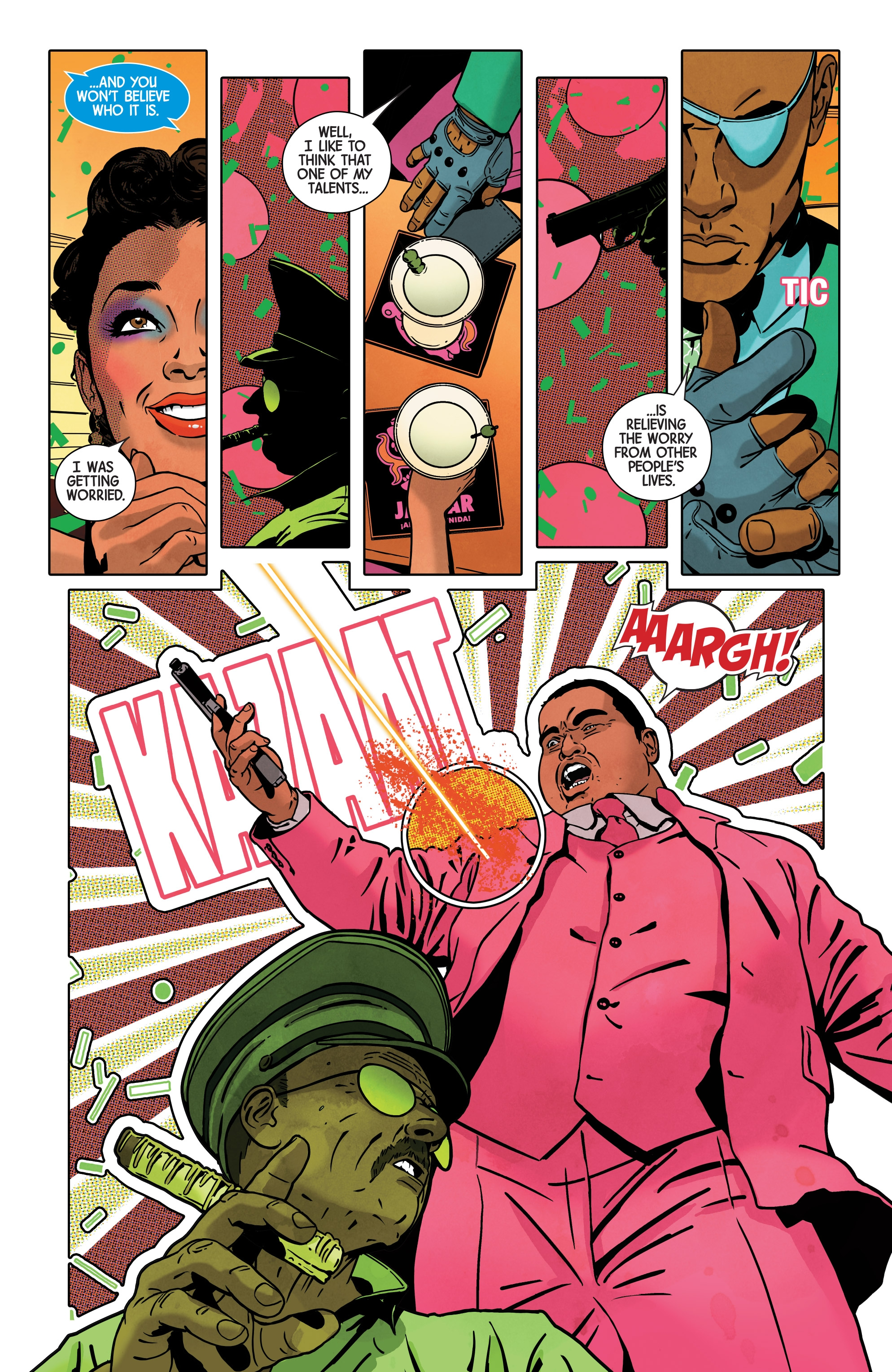 Read online Nick Fury comic -  Issue #3 - 15