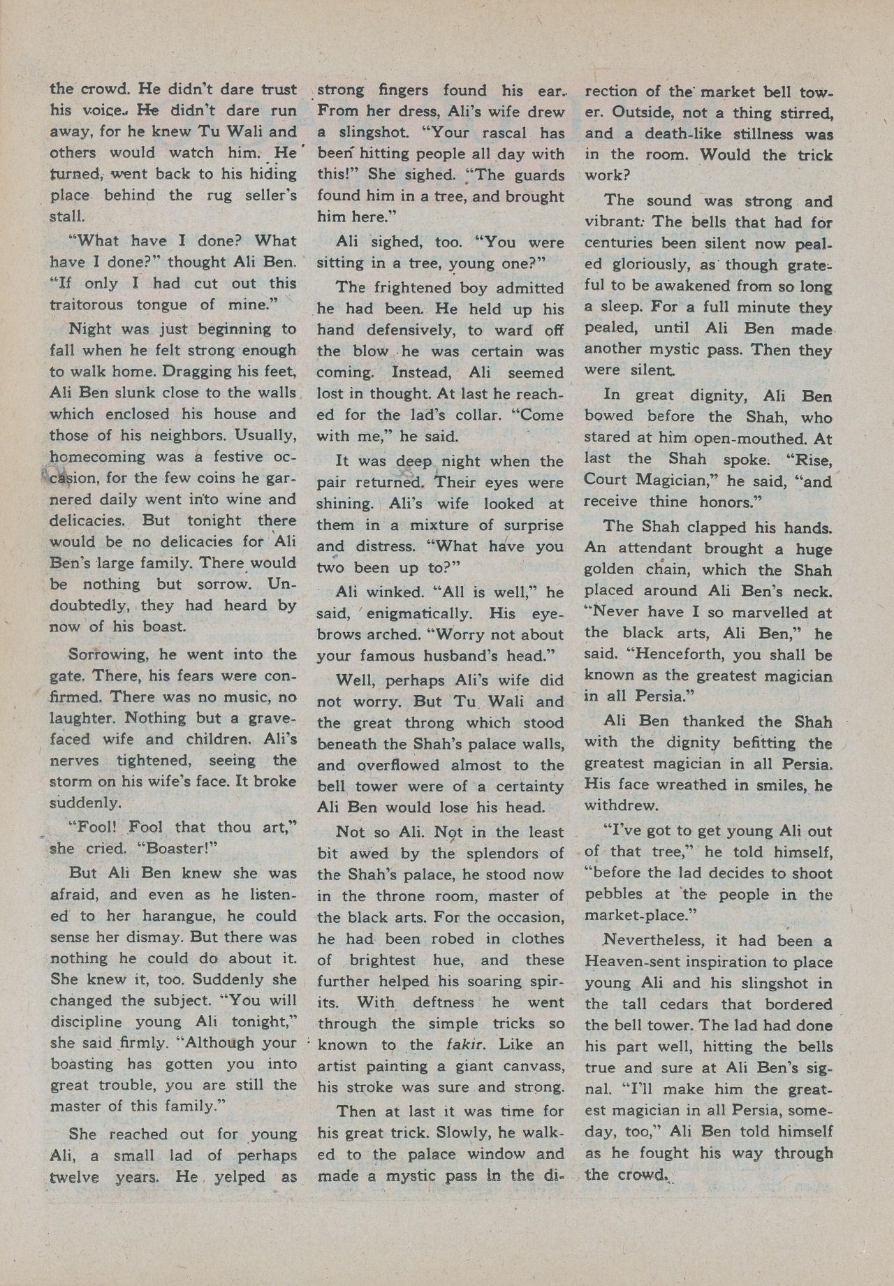 Read online Detective Comics (1937) comic -  Issue #108 - 32