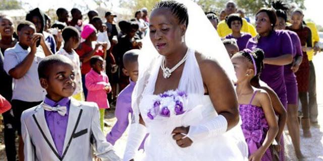 Bocah 9 Tahun Ini Nikahi Wanita 62 Tahun, Dengar Alasannya Bikin Greget!