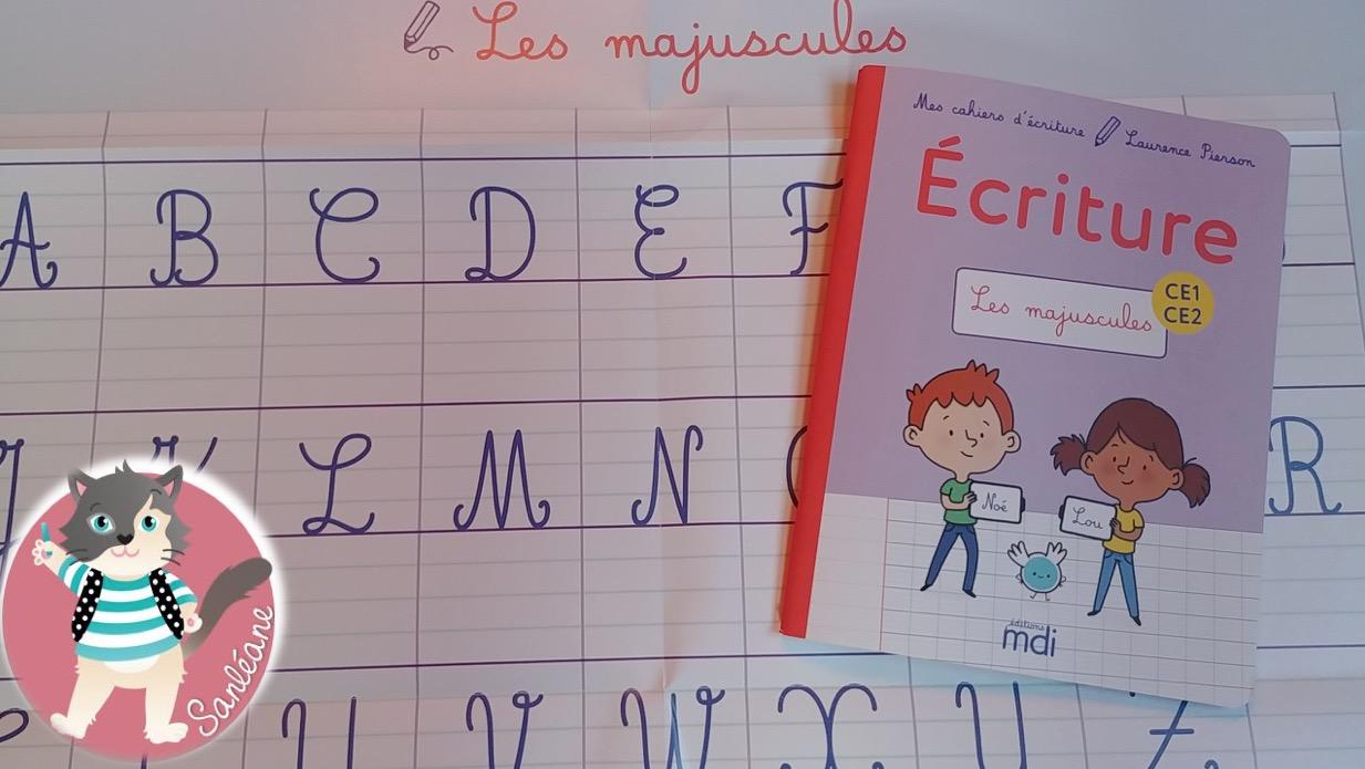 Ce1 Le Petit Cartable De Sanleane