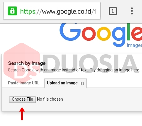 cara search by image di android tanpa software