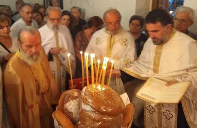 Πανηγυρικά εορτάστηκε στο Λαδοχώρι η εορτή Πέτρου και Παύλου σε παλαιό παρεκκλήσι...