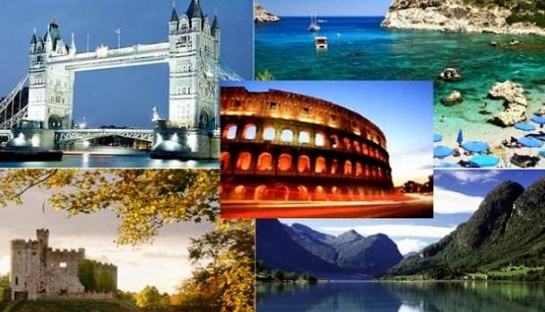 Travelling Ke Negara Eropa