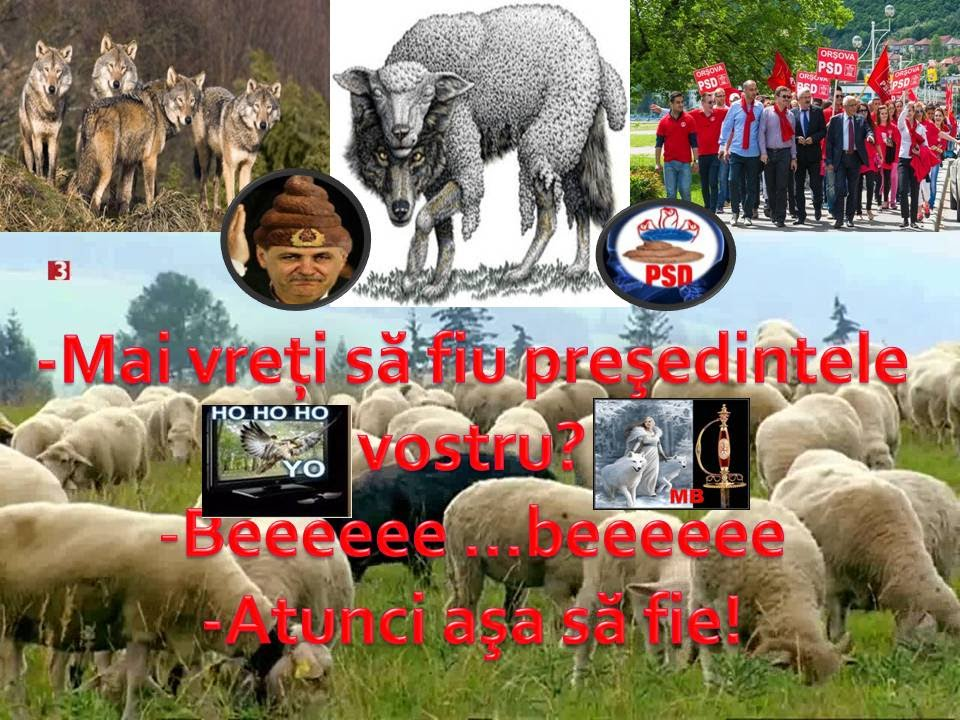 în ţara unde-s `nalţi stejarii azi lupii sunt ciobani la stână iar turma o conduc măgarii VRETI%2BSA%2BFIU%2BPRESEDINTELE%2BVOSTRU
