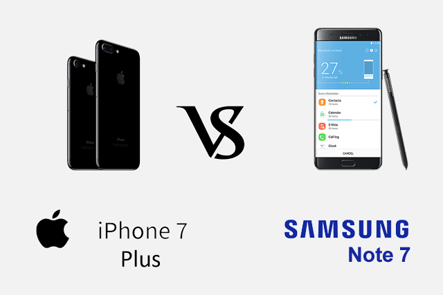 Hasil Foto iPhone 7 Plus vs Samsung Note 7