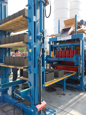 Hollow Block Making Machine Nepal