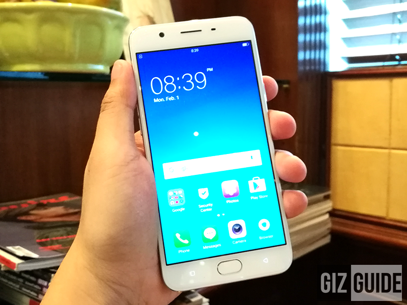 OPPO F1s w/ 4 GB RAM and 64 GB ROM!