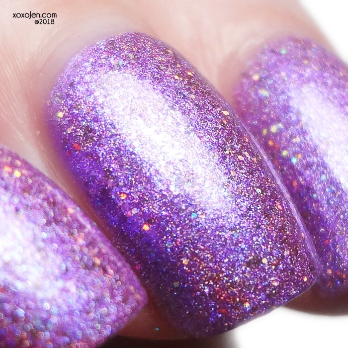 xoxoJen's swatch of Cupcake Freshwater Magic