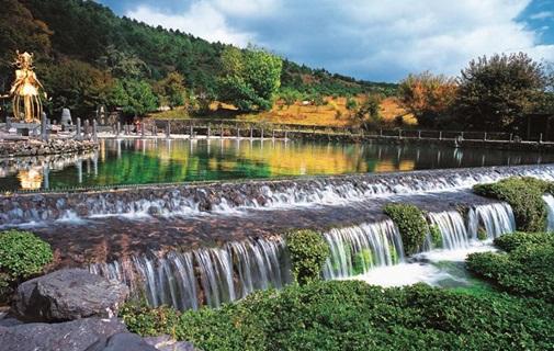 อุทยานน้ำหยก (Jade Water Village: 玉水寨) @ www.aslj.org