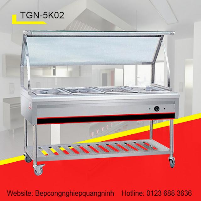 Bàn dưỡng nóng TGN-5K02
