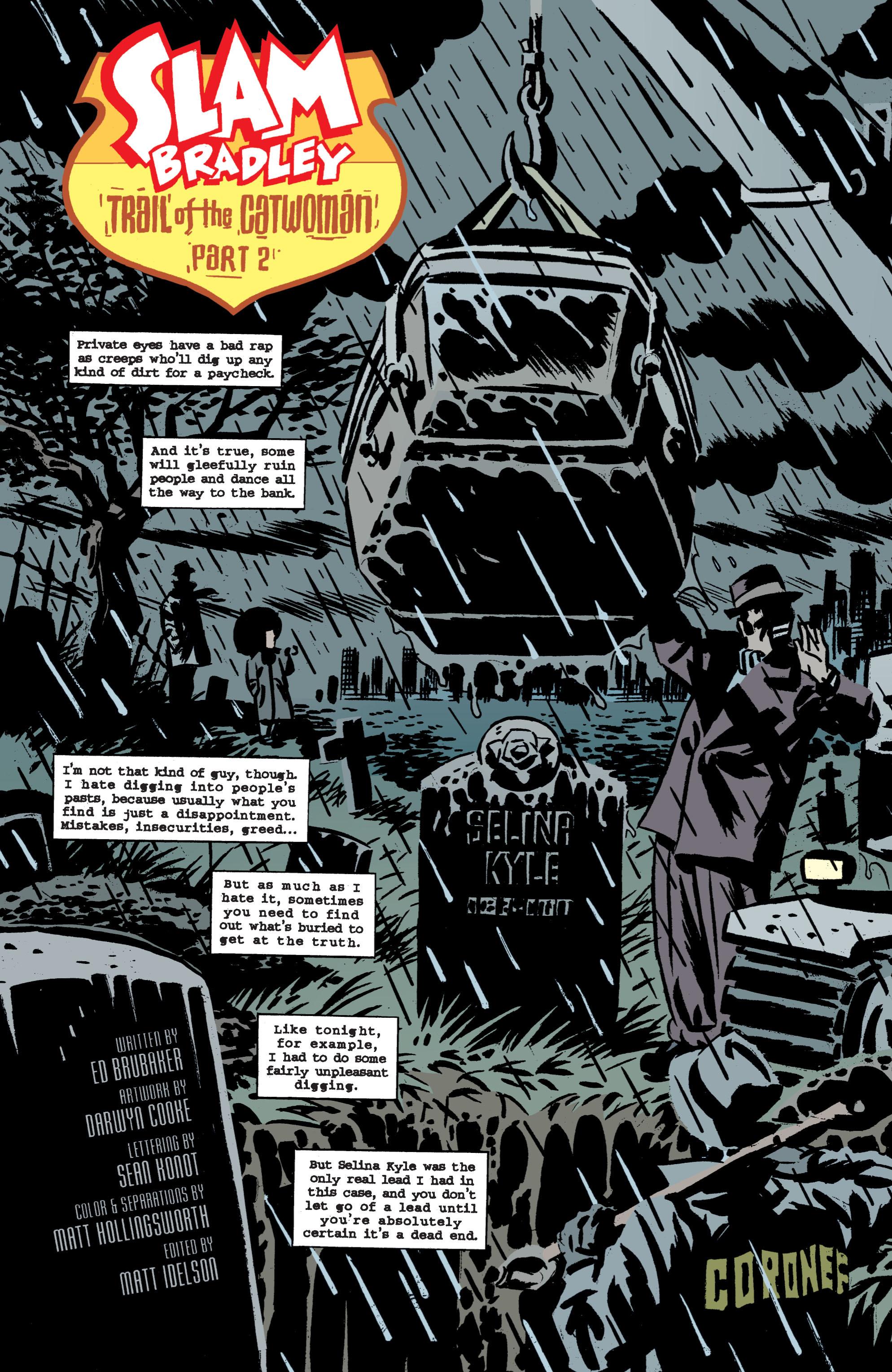 Detective Comics (1937) 760 Page 23
