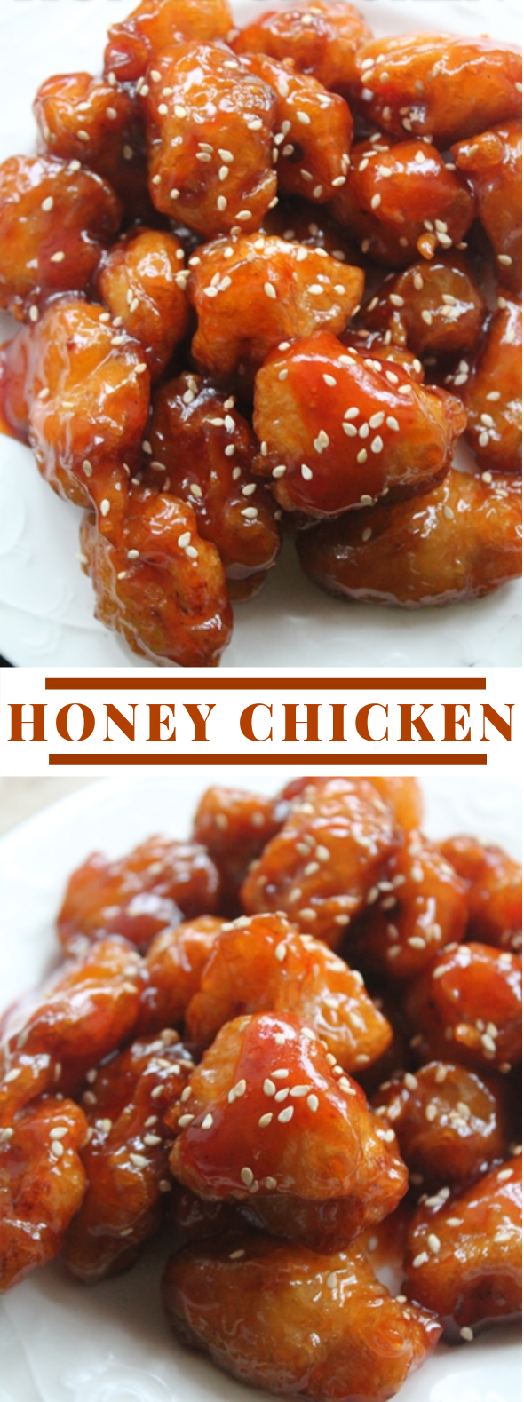 ADDICTIVE HONEY CHICKEN RECIPE #dinner #populerrecipe