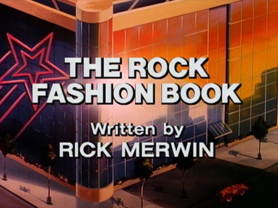 A Pop Culture Addict In Rehab Jem Reviewed Episode 15 The Rock Fashion Book