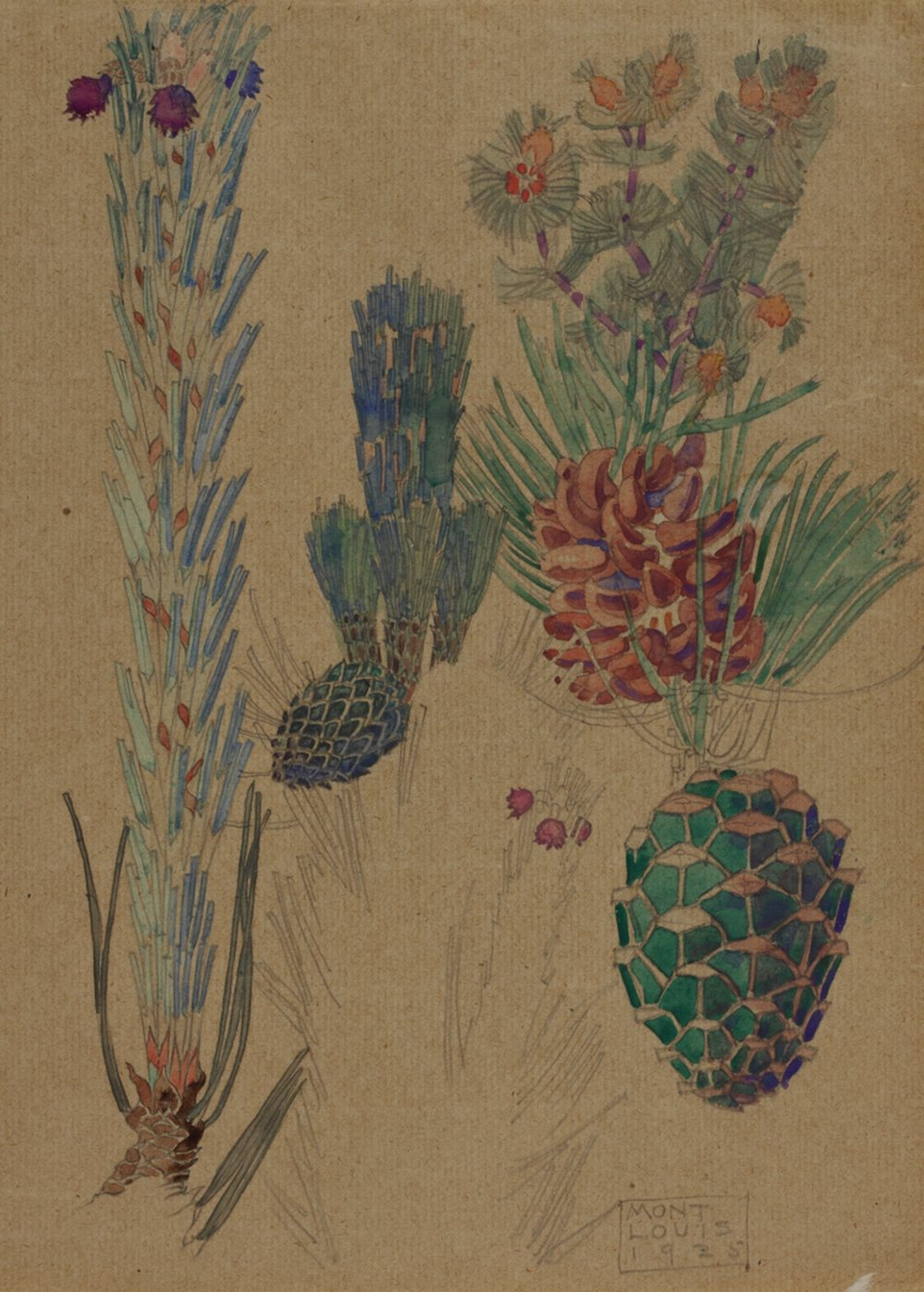 D Apres Nature Charles Rennie Mackintosh