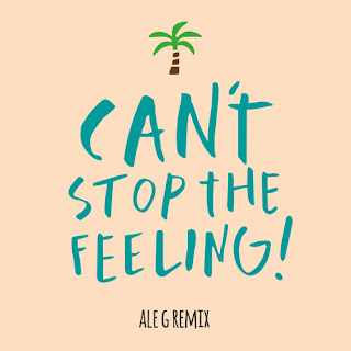 Justin Timberlake - Can't Stop The Feeling (Ale G Remix)