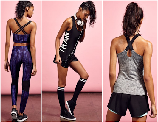 The Rise of High Street Activewear