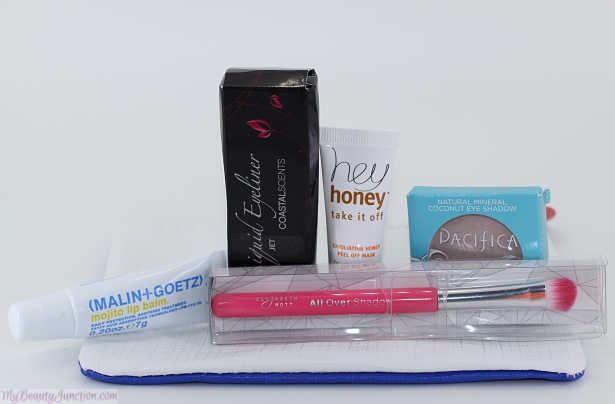 Ipsy Glam Bag January 2015 review