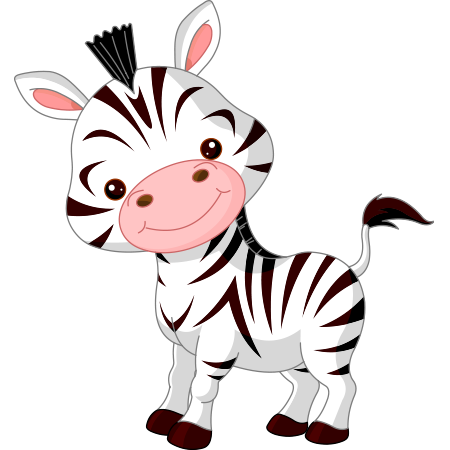 Zebra emoticon