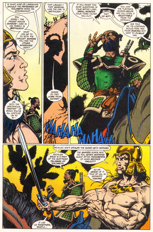 Read online Conan the Adventurer comic -  Issue #12 - 4