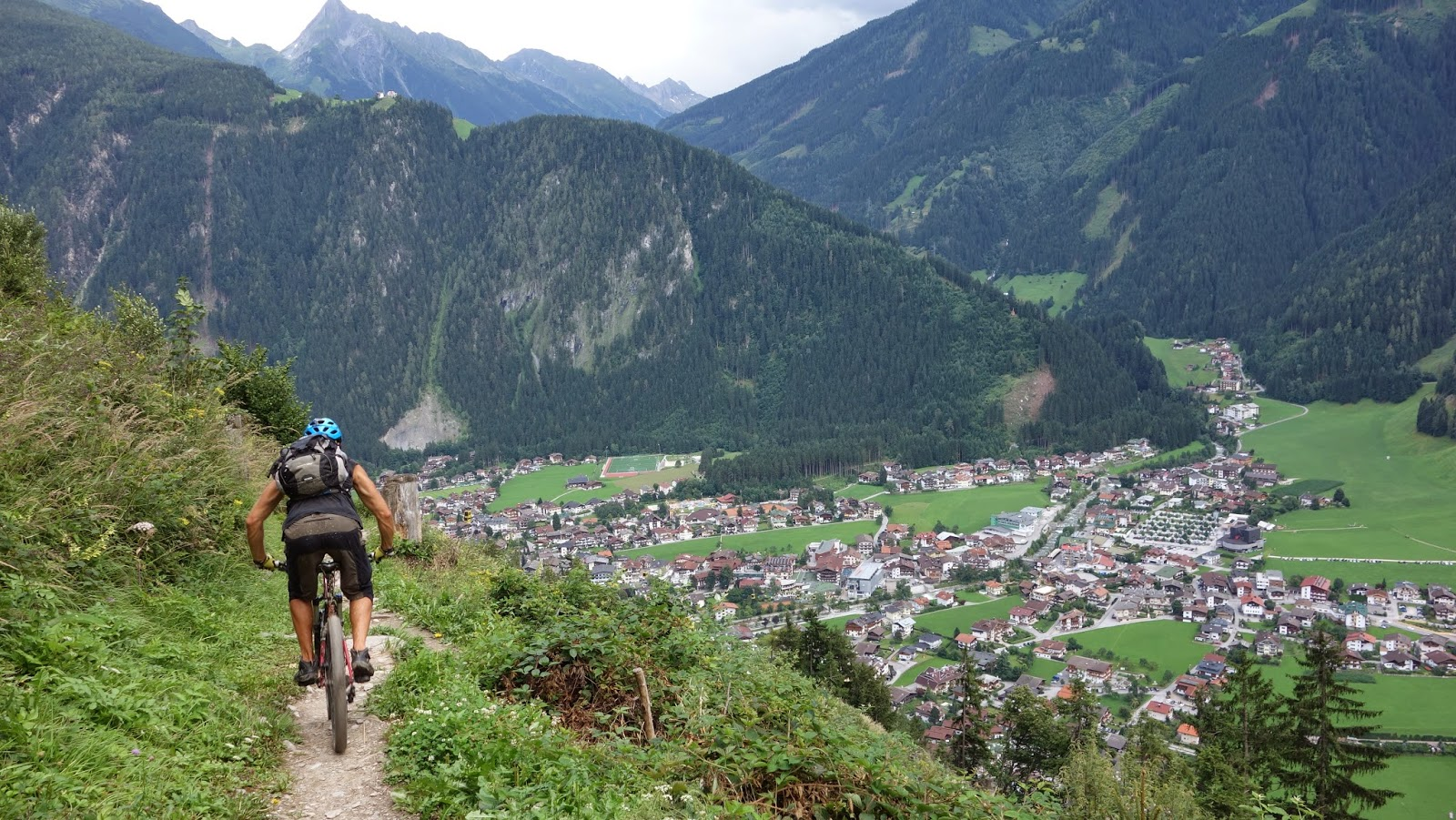 Wanderung Wanglspitz Zillertal