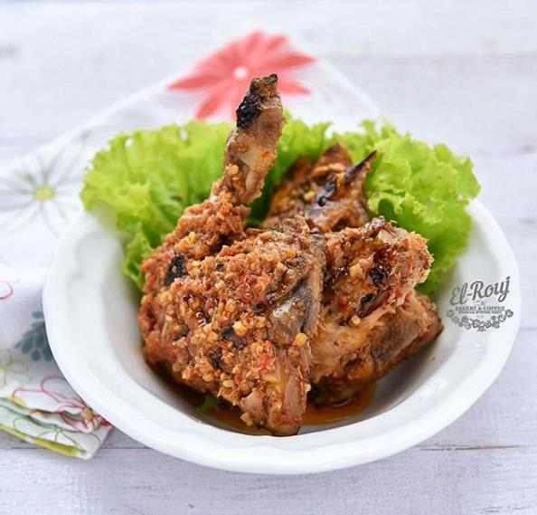 Resep Ayam Sampyok Dari Betawi