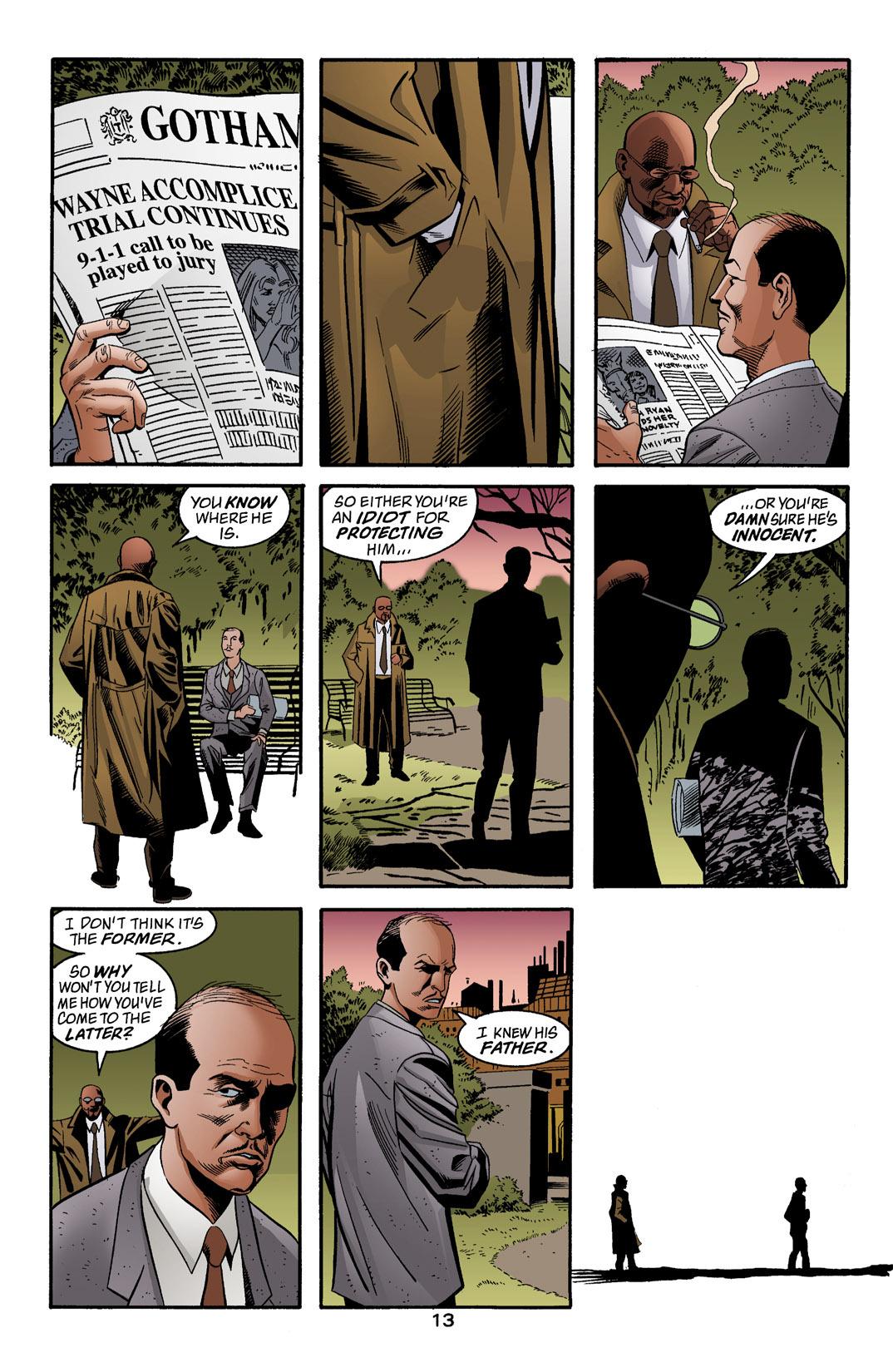 Detective Comics (1937) 771 Page 13