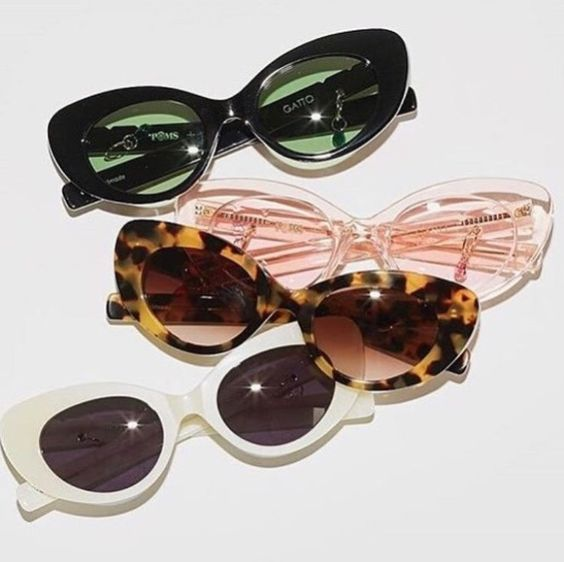 retro sunglasses fashion accessories look