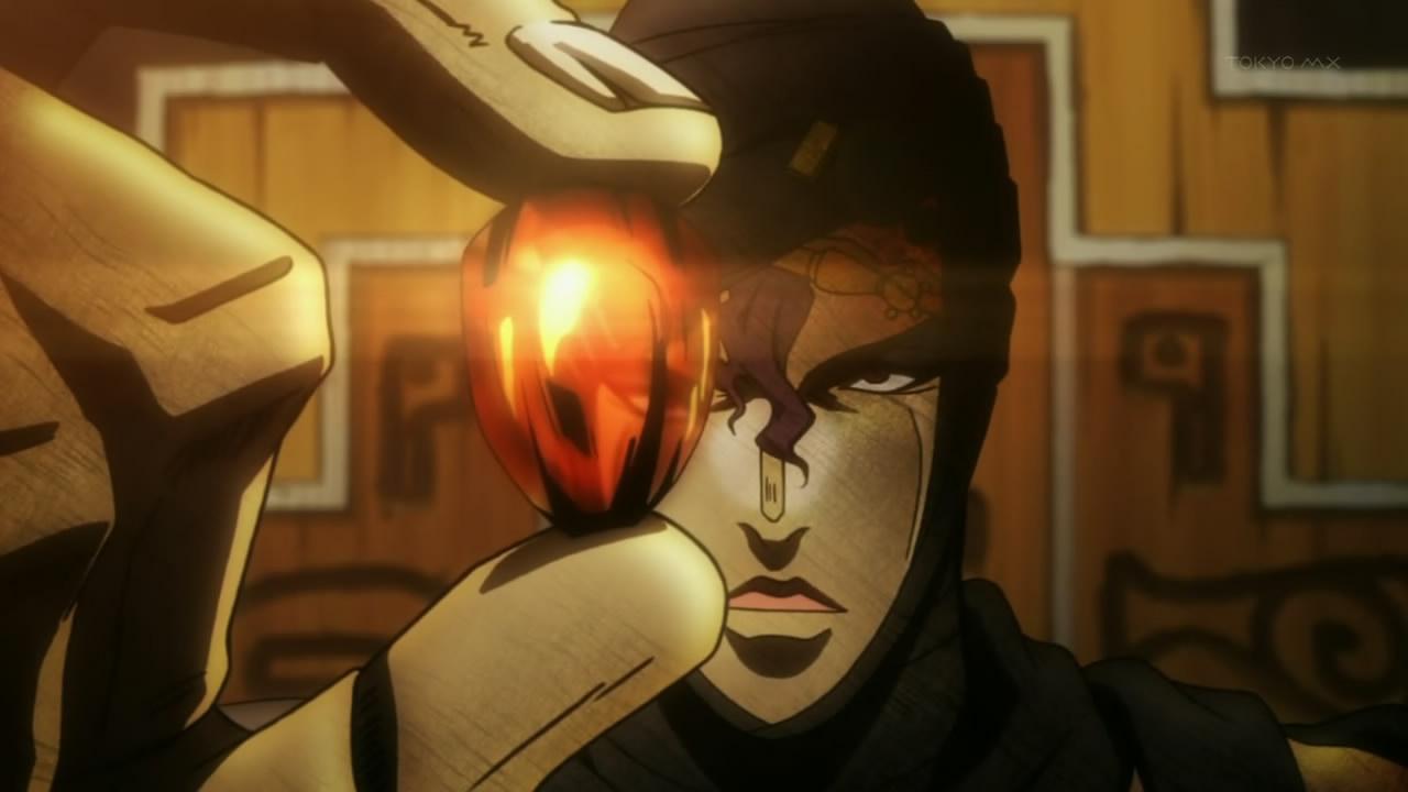 The center of anime and toku: JoJo's Bizarre Adventure 17